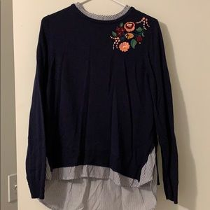 Crown And Ivy Sweater Shirt